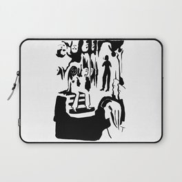 Inside the Looking Glass Laptop Sleeve