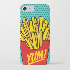 Would You Like Fries With That? Large iPhone 7 Slim Case