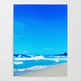 Carribean Coast Poster