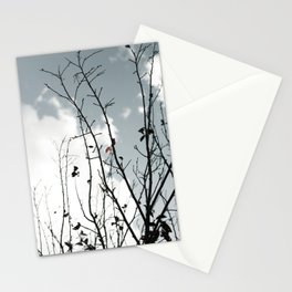 The Last To Fall Stationery Cards