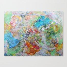 SpringBreezeOrange2016(2) Canvas Print