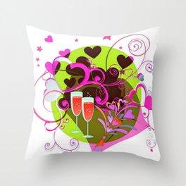 Cabsin16DesignerPattern101 Throw Pillow