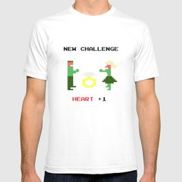 New challenge T-shirt