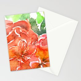 GRACE Stationery Cards
