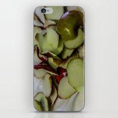 Peeled iPhone Skin