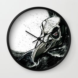 Crowman Burana Wall Clock