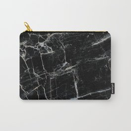 Black Marble Edition 1 Carry-All Pouch
