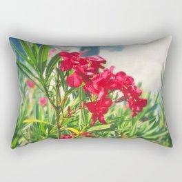 Oleander Rectangular Pillow