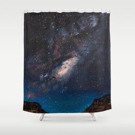 this one's for the dreamers... Shower Curtain