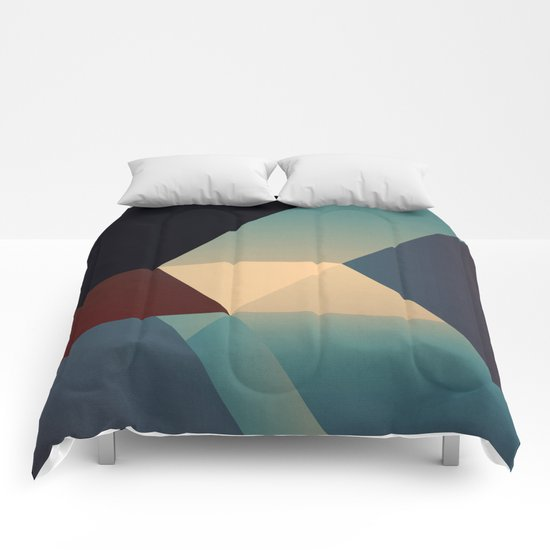 Abstract #85 Comforters