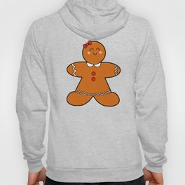 Gingerbread girl Hoody