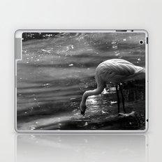 Flamingo. Laptop & iPad Skin