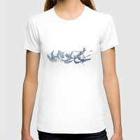 calligraphy T-shirts featuring Calligraphy by Margheritta