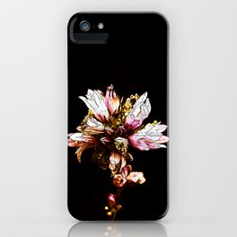 Flower in Color iPhone Case