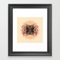 M.D.C.N. xv Framed Art Print