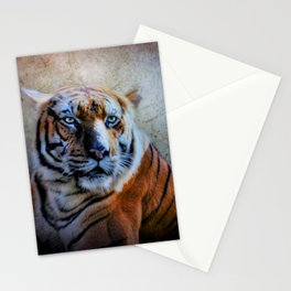 Malayan Tiger Up-Close Stationery Cards