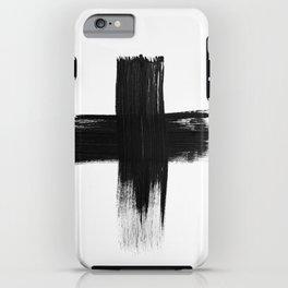 Cross iPhone Case