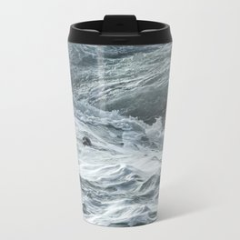Staying Afloat in a World of Turmoil Travel Mug