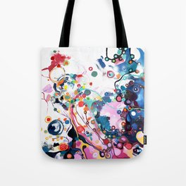 Flover of corruption Tote Bag