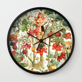 CARMEN Wall Clock