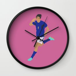Luca Toni Wall Clock