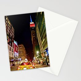 Empire State Building, NYC (4) Stationery Cards