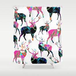 Dear'O'Deer Shower Curtain