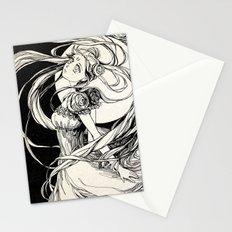 Moon princess Serenity -  Sailor Moon  Stationery Cards