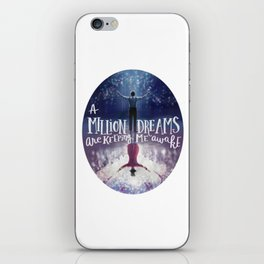 The Greatest Showman Movie iPhone Skin