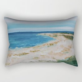 By the Sea Side Rectangular Pillow