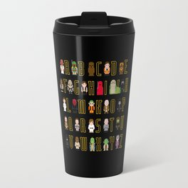St_ar Wars Alphabet 3 Travel Mug