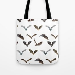 A Whole Bunch of Bats Tote Bag