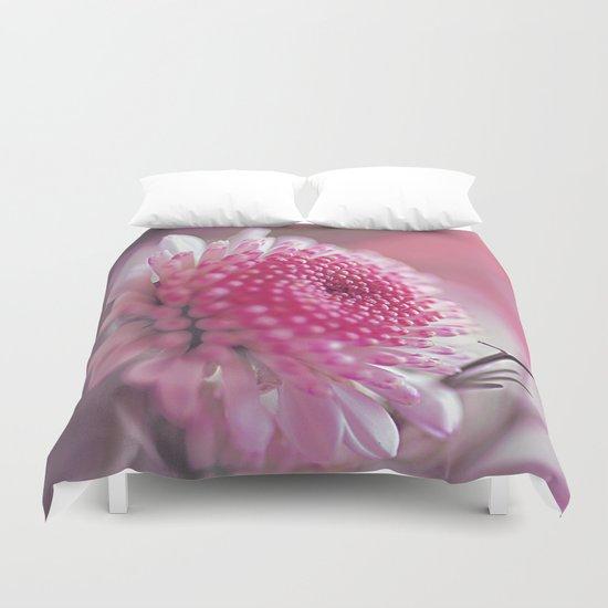 Romantic flower. Duvet Cover