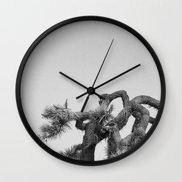 DESERT III / Pioneertown, CA Wall Clock