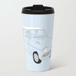 Weasley's Flying Ford Anglia Travel Mug