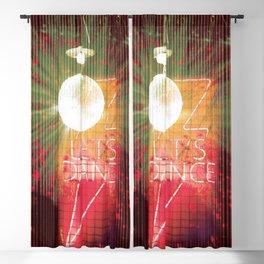 Let's Dance Blackout Curtain
