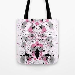 Deep Impression Tote Bag