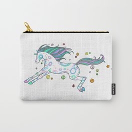 Hippie Horse Carry-All Pouch