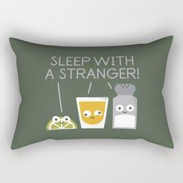 Sublimeinal Message Rectangular Pillow