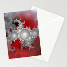 Mandelbrot - design -1- Stationery Cards