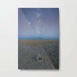 Galactic Savannah Metal Print