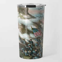 The Battle of Lookout Mountain Travel Mug