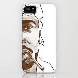A good man iPhone Case