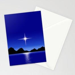 Star Horizon 107 Blue Sky Stationery Cards