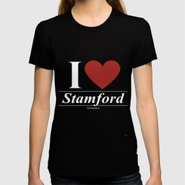 Stamford Connecticut CT Connecticuter T-shirt