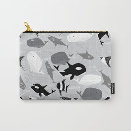 Ocean creatures Carry-All Pouch