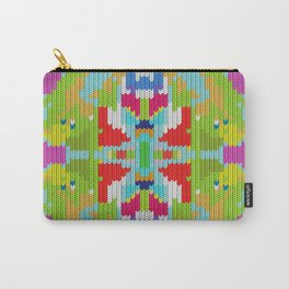 Abstract buterfly Carry-All Pouch