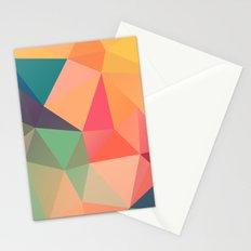 Geometric XV Stationery Cards