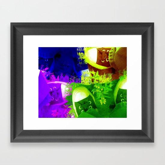 January Art Show 2010 Framed Art Print