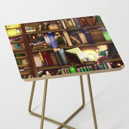 The Garden of Many Stories Side Table